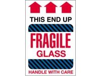 Fragile Blue 1980