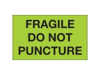 Special Handling Fragile Items Shipping Labels