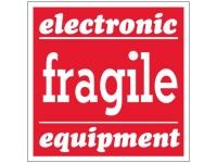 Fragile Electronic Equipment