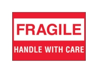 Fragile Handle With Care 1051