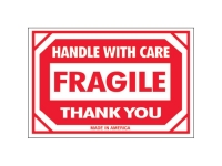 Fragile Handle With Care 1053