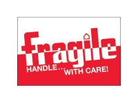 Fragile Handle With Care 1054