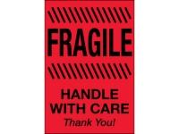 Fragile Hwc Red