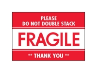 Fragile Please Do Not Double Stack