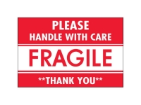 Fragile Please Handle With Care