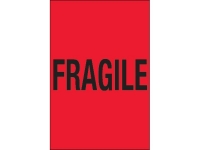 Fragile Red Solid