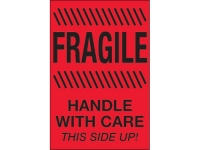 Fragile This Side Up Hwc Red