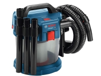 BOSCH Wet/Dry Vacuum Cleaner with HEPA Filter - 2.6-Gallon - 18 V (Bare Tool)