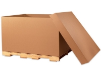 gaylord boxes containers shipping corrugated cardboard