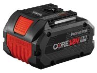 BOSCH18V Battery - 18V CORE18V Lithium-Ion 8.0 Ah PROFACTOR Performance