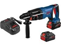 BOSCH Brushless SDS-plus Bulldog Rotary Hammer Drill Kit - 1