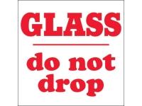 Glass Do Not Drop