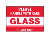 Glass Please Handle With Care