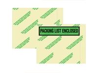 Pack Kontrol Environmental Packing List Enclosed Envelopes