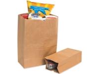Pack Kontrol Grocery Bags - 35 Lbs Basis Weight - 3 3/4