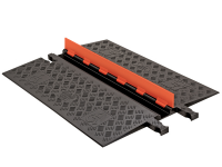GuardDog ADA Low Profile 1 Channel, Black/Orange