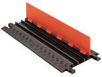 GuardDog Standard Low Profile 3-Channel, Black/Orange