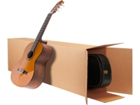 guitar shipping boxes packing cardboard