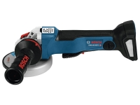 Gws18V 45Pcn 18V Ec Brushless Connected Ready 4 1 2 Inch Angle Grinder With No Lock On Paddle Switch Profile