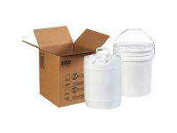Pack Kontrol 5 Gallon Plastic Pail Haz Mat Shippers