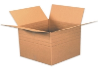 heavy duty multi depth boxes corrugated shipping