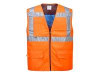 Portwest Hi Vis Cooling Vest - S/M - Orange