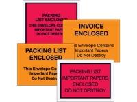Pack Kontrol Important Papers Enclosed Envelopes