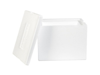Pack Kontrol Insulated Foam Containers