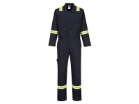 PORTWEST Iona Xtra Cotton Coveralls - S - Navy