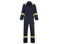 PORTWEST Iona Xtra Coveralls - S - Navy