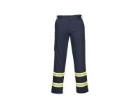 PORTWEST Iona Xtra Work Pants - 28 - Navy