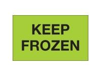 Keep Frozen Green