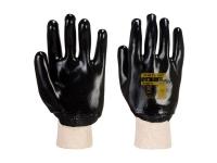 Portwest A400 Knitwrist PVC Gloves