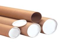 kraft mailer tubes