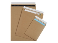 Stayflats Kraft Self Seal Flat Envelope Mailers