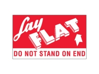 Lay Flat Do Not Stand