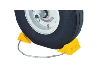 Aviation wheel chocks (pair)