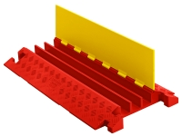 Linebacker CP3X225 3-channel polyurethane heavy duty cable protector