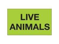Live Animals Green