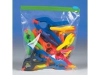 Minigrip Slidergrip Reclosable Poly Bags - 2.7 Mil - 8
