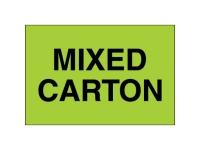 Mixed Carton Green