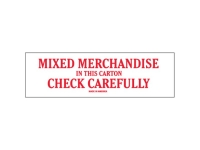 Mixed Merchandise Check Carefully