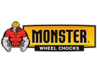 monster chocks brand logo