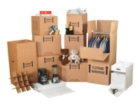 Moving Box Kit Deluxe Home