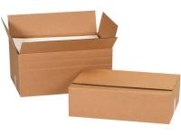 multi depth boxes shipping corrugated