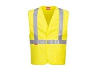 Portwest NFPA 2112 Woven Vest - Medium - Yellow