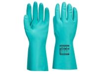Portwest A812 Nitrosafe Plus Chemical Gloves Gauntlet