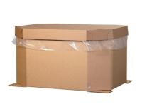 octagon cardboard boxes bulk bins