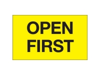 Open First Yellow