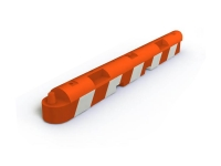 SB-1008-25 Orange/white barricade